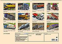 LKW Modelle beim Dampfmodellbautreffen in Bisingen (Wandkalender 2019 DIN A2 quer) - Produktdetailbild 13