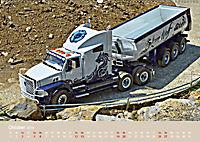 LKW Modelle beim Dampfmodellbautreffen in Bisingen (Wandkalender 2019 DIN A2 quer) - Produktdetailbild 10