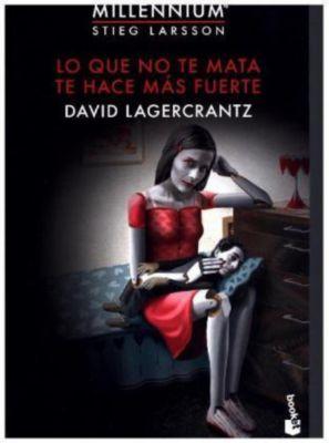 Lo que no te mata te hace más fuerte, David Lagercrantz