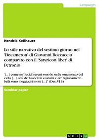 Giovanni boccaccio il decameron pdf