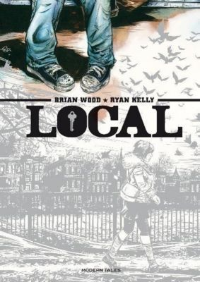 Local, Brian Wood, Ryan Kelly