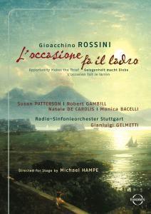 L'Occasione Fa Il Ladro (Gelegenheit M.Diebe), Gioachino Rossini