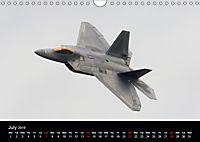 Lockheed Martin F-22A Raptor (Wall Calendar 2019 DIN A4 Landscape) - Produktdetailbild 7