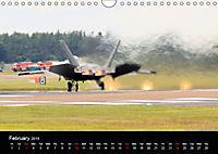 Lockheed Martin F-22A Raptor (Wall Calendar 2019 DIN A4 Landscape) - Produktdetailbild 2