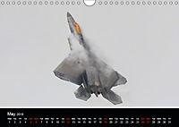 Lockheed Martin F-22A Raptor (Wall Calendar 2019 DIN A4 Landscape) - Produktdetailbild 5