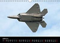 Lockheed Martin F-22A Raptor (Wall Calendar 2019 DIN A4 Landscape) - Produktdetailbild 6