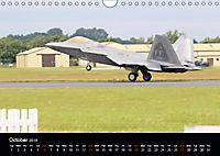 Lockheed Martin F-22A Raptor (Wall Calendar 2019 DIN A4 Landscape) - Produktdetailbild 10