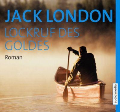 Lockruf des Goldes, 5 Audio-CDs, Jack London