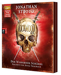 Lockwood & Co. - Der Wispernde Schädel, 2 MP3-CDs - Produktdetailbild 1