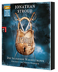 Lockwood & Co - Die seufzende Wendeltreppe, 2 MP3-CDs - Produktdetailbild 1