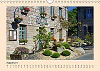 Locronan - Malerisches Dorf mit bretonischem Charme (Wandkalender 2019 DIN A4 quer) - Produktdetailbild 4