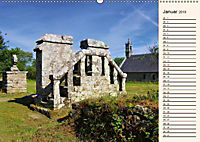 Locronan - Malerisches Dorf mit bretonischem Charme (Wandkalender 2019 DIN A2 quer) - Produktdetailbild 4