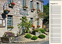 Locronan - Malerisches Dorf mit bretonischem Charme (Wandkalender 2019 DIN A2 quer) - Produktdetailbild 5
