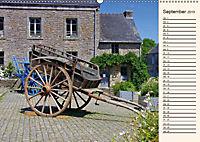 Locronan - Malerisches Dorf mit bretonischem Charme (Wandkalender 2019 DIN A2 quer) - Produktdetailbild 3