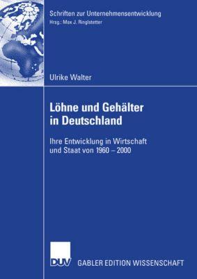 Löhne und Gehälter in Deutschland, Ulrike Walter