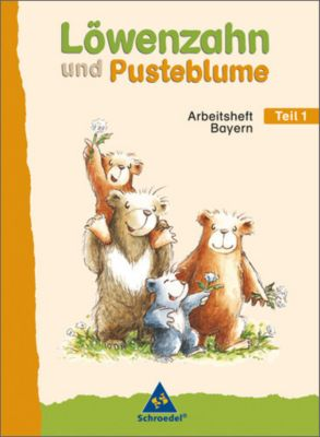 Löwenzahn und Pusteblume, Ausgabe Bayern: Arbeitsheft, 2 Tle.