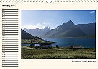 Lofoten 2019 A bike adventure (Wall Calendar 2019 DIN A4 Landscape) - Produktdetailbild 1