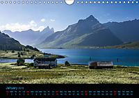 Lofoten - A bicycle adventure (Wall Calendar 2019 DIN A4 Landscape) - Produktdetailbild 1