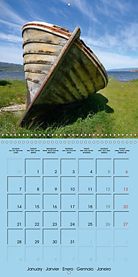 LOFOTEN a photographic journey (Wall Calendar 2019 300 × 300 mm Square) - Produktdetailbild 1