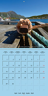 LOFOTEN a photographic journey (Wall Calendar 2019 300 × 300 mm Square) - Produktdetailbild 4