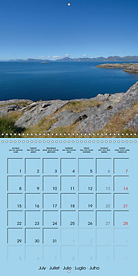 LOFOTEN a photographic journey (Wall Calendar 2019 300 × 300 mm Square) - Produktdetailbild 7