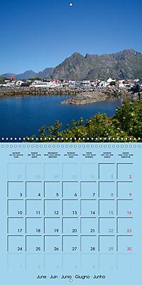 LOFOTEN a photographic journey (Wall Calendar 2019 300 × 300 mm Square) - Produktdetailbild 6
