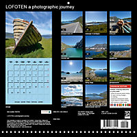 LOFOTEN a photographic journey (Wall Calendar 2019 300 × 300 mm Square) - Produktdetailbild 13