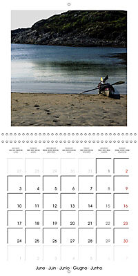 Lofoten Miracle at the Arctic Circle (Wall Calendar 2019 300 × 300 mm Square) - Produktdetailbild 6