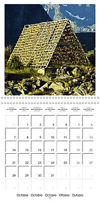 Lofoten Miracle at the Arctic Circle (Wall Calendar 2019 300 × 300 mm Square) - Produktdetailbild 10