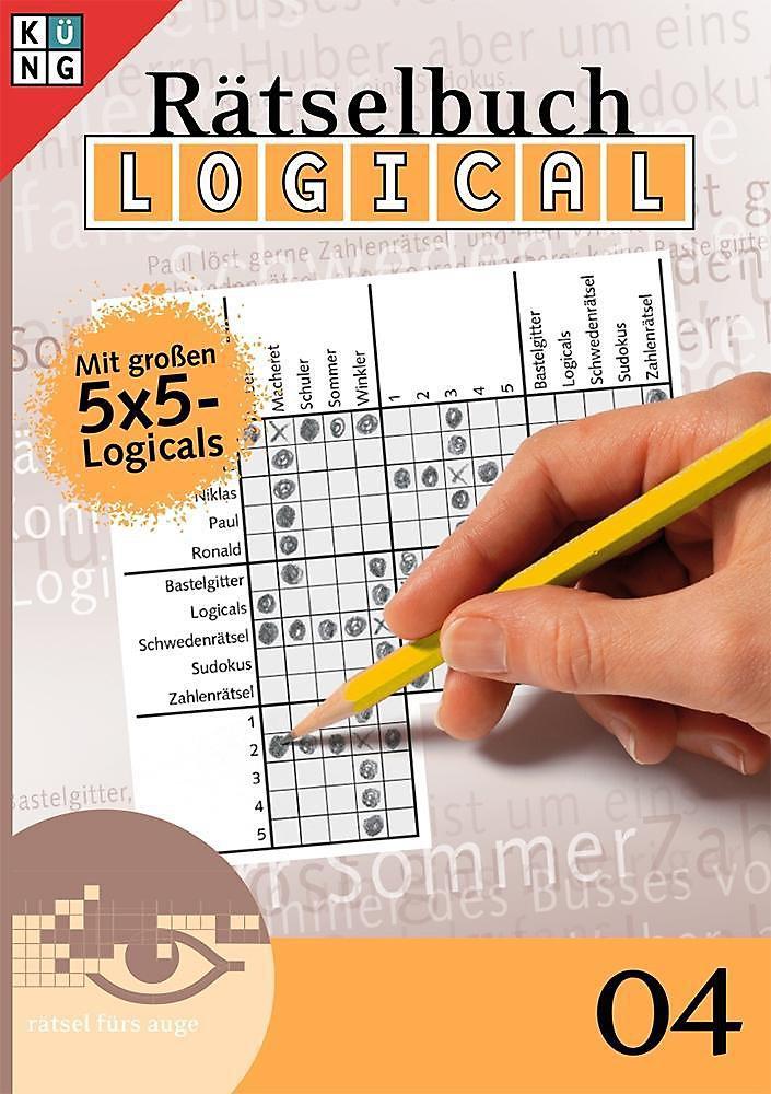 Logical Rätselbuch Buch Jetzt Bei Weltbild De Online Bestellen