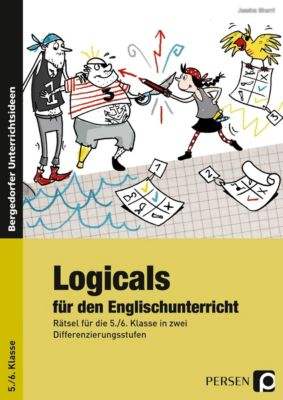 Logicals für den Englischunterricht, 5./6. Klasse, Jessica Gherri