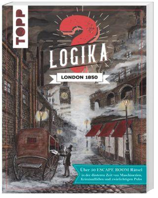 Logika - London 1850 - Annekatrin Baumann |