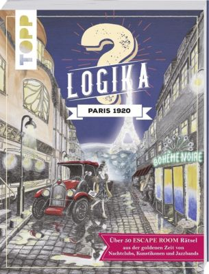 Logika - Paris 1920 - Annekatrin Baumann |