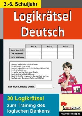Logikrätsel Deutsch