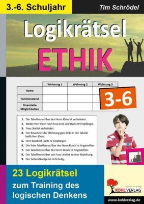 Logikrätsel Ethik 3-6, Tim Schrödel