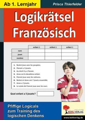 Logikrätsel Französisch, Prisca Thierfelder