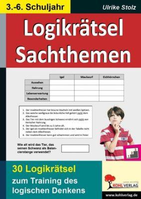 Logikrätsel Sachthemen, Ulrike Stolz