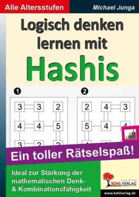 Logisch denken lernen mit Hashis, Michael Junga