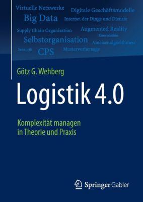 Logistik 4.0, Götz G. Wehberg