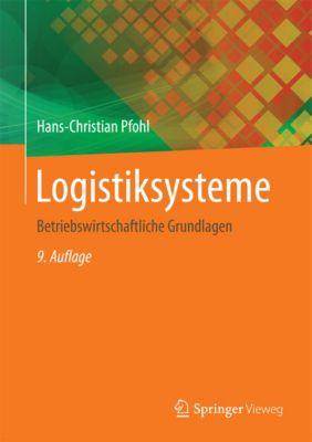 Logistiksysteme, Hans-Christian Pfohl