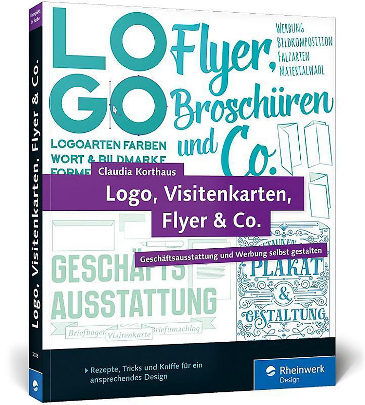 Logo Visitenkarte Flyer Co Buch Versandkostenfrei Bei