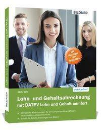 Lohn- und Gehaltsabrechnung mit DATEV Lohn und Gehalt comfort - Günter Lenz pdf epub