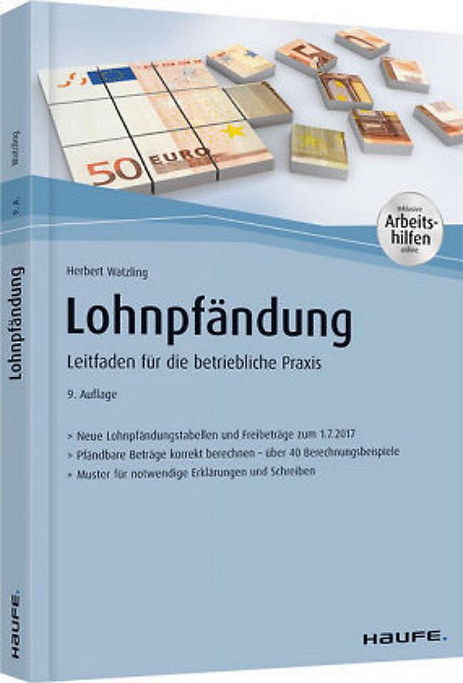 Lohnpfändung Buch Von Herbert Watzling Portofrei Bei Weltbildde
