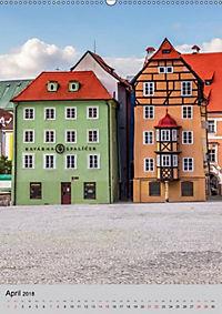 LOKET UND EGER Zwei idyllische Orte in Westböhmen (Wandkalender 2018 DIN A2 hoch) - Produktdetailbild 4
