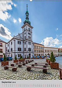 LOKET UND EGER Zwei idyllische Orte in Westböhmen (Wandkalender 2018 DIN A2 hoch) - Produktdetailbild 9