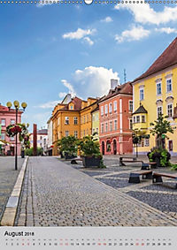 LOKET UND EGER Zwei idyllische Orte in Westböhmen (Wandkalender 2018 DIN A2 hoch) - Produktdetailbild 8
