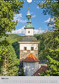 LOKET UND EGER Zwei idyllische Orte in Westböhmen (Wandkalender 2018 DIN A4 hoch) - Produktdetailbild 5