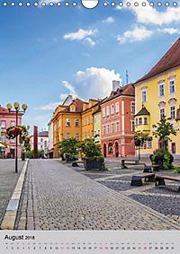 LOKET UND EGER Zwei idyllische Orte in Westböhmen (Wandkalender 2018 DIN A4 hoch) - Produktdetailbild 8