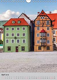 LOKET UND EGER Zwei idyllische Orte in Westböhmen (Wandkalender 2018 DIN A4 hoch) - Produktdetailbild 4