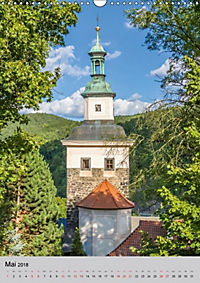 LOKET UND EGER Zwei idyllische Orte in Westböhmen (Wandkalender 2018 DIN A3 hoch) - Produktdetailbild 5